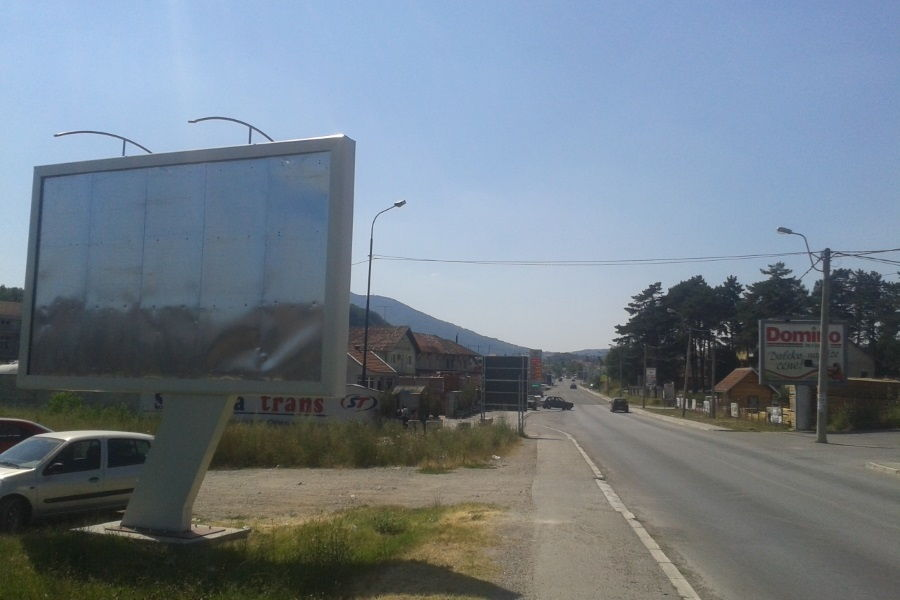 Aranđelovac ulaz u grad 5x3 m A
