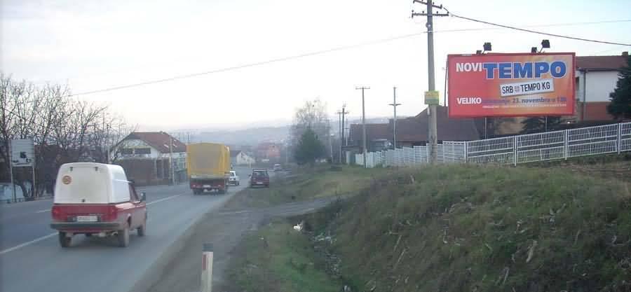 KG 3 A Ulaz od Kraljeva i Cacka u Kragujevac Kraljevacki bataljon 189 Megatron Krusevac za klijen
