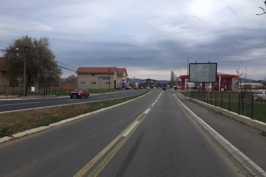 Kragujevac u Petrovcu ulaz u grad 4x3m A