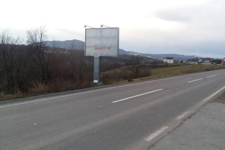 Na putu Aranđelovac-Topola- Banja 4x3m A