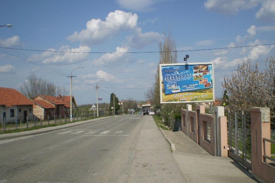Orasac 4x3 Magistralni put ka Mladenovcu