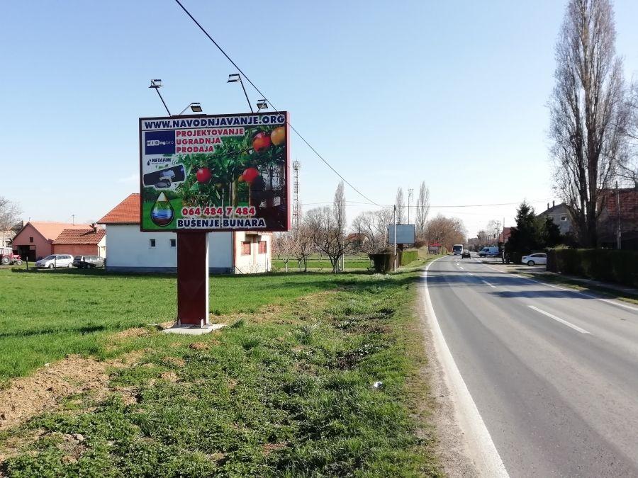3A -Put M21 pravac Novi Sad - Ruma